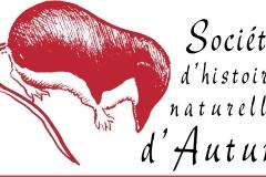 Logotype officiel de la Société d'Histoire Naturelle d'Autun.