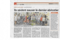 Article  Le Bien Public 8 octobre 2018 (Small)
