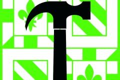 """Logotype de l'entreprise """"Les Chapentiers de Bourgogne"""""""