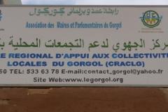 Sensiibilisation des Maires et Parlementaires du Gorgol en Mauritanie.