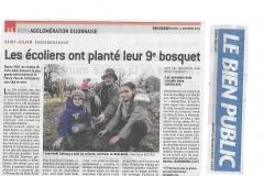 Article Le Bien Public 01-12-2018